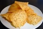 Чипсы сырные домашние