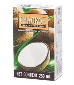 Кокосовое молоко CHAOKOH 70%, 250 мл - фото 5093