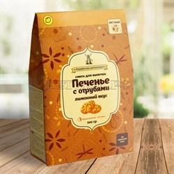 """Смесь для выпечки """"Печенье лимонное с отрубями"""", 500 г - фото 5646"""
