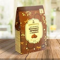 """Смесь для выпечки """"Печенье хрустящее шоколадное с отрубями"""", 500 г - фото 5647"""