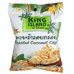 Кокосовые чипсы, 40г - фото 5879