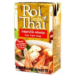 Суп Том Ям ROI THAI, 250 мл - фото 6088