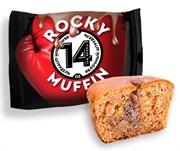 Mr Djemius ZERO Rocky Muffin (Яблочный штрудель, 55 г), упаковка 8 штук