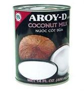Кокосовое молоко Aroy-D 60%, ж/б, 400 мл