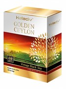 Чай черный HELADIV GOLDEN CEYLON Vintage Black Tea, 100 пакетиков
