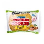 Протеиновое печенье Bombbar АРАХИС, 60г