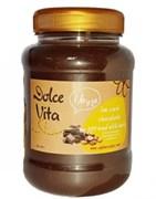 Орехово-шоколадная паста Dolce Vita на эритрите, 500 мл