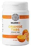 Оранж табс Витамин С – Orange Tabs, 90 таблеток