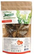 Морские чипсы из ламинарии с томатом, 90г