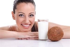 Кокосовое молоко и  сливки