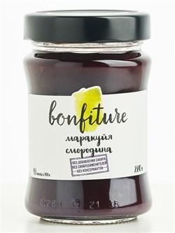 """Джем - десерт """"Bonfiture"""" Маракуйя-смородина, 280г - фото 10244"""