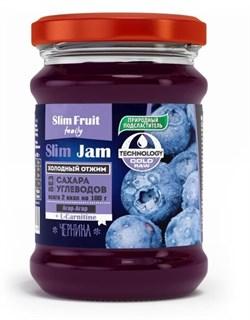 Slim Jam L-carnitine Черника, 250 мл - фото 10621