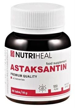ASTAKSANTIN TABS - Астаксанин, 60 таблеток - фото 10695