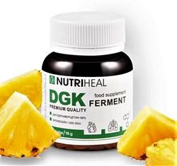 DGK-ФЕРМЕНТ антиоксидант, 60 таблеток - фото 10696