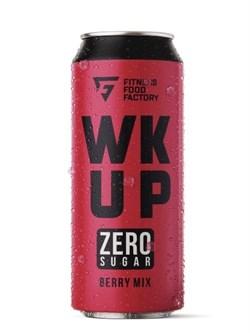 Тонизирующий безалкогольный напиток WK UP Berry mix, 500 мл - фото 11041