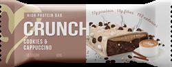 Батончик BootyBar Crunch Печенье с капучино - фото 11241