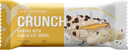 Батончик BootyBar Crunch Банан в шоколаде - фото 11243