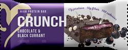 Батончик BootyBar Crunch Шоколад / Черная смородина - фото 11245