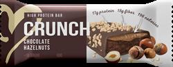 Батончик BootyBar Crunch Фундук в шоколаде - фото 11250
