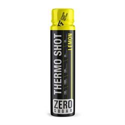 Thermo Shot Fitness Food Factory Лимон, 1 шот, 110 мл - фото 11296