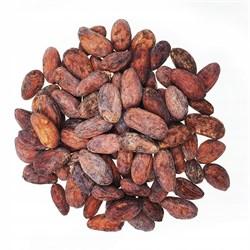 Какао-бобы цельные (Сан-Томе), обжаренные, 50г - фото 8914