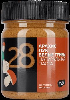 Арахисовая паста с грибами и луком Tatis, 200 гр (уценка) - фото 9336