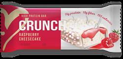 Батончик BootyBar Crunch Малиновый чизкейк - фото 9709