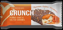 Батончик BootyBar Crunch Арахисовый пирог и соленая карамель - фото 9713