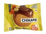 Протеиновое печенье глазированное Chikalab Арахис, 60г