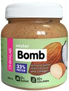 Паста Chikalab MISTER BOMB Миндальная паста с кокосом, 250г