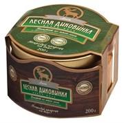 Паштет Лесная Диковинка из мяса лося с тыквенными семечками (стекло), 200 гр