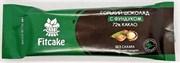 Fitcake Горький шоколад с фундуком 72%, 40г