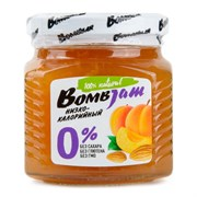 Джем Bombbar абрикос-миндаль, 250г