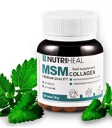 MSM коллаген, 90 таблеток
