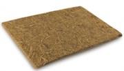 Льняной коврик для выращивания микрозелени 16*9 см