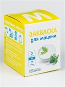 """Закваска для Мацони """"Полезная Партия"""", 1 порция"""