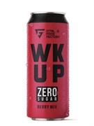 Тонизирующий безалкогольный напиток WK UP Berry mix, 500 мл