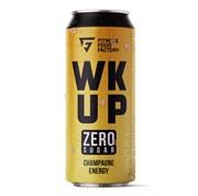 Тонизирующий безалкогольный напиток WK UP Champagne, 500 мл