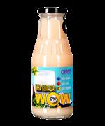 Молочный сироп - пудинг Msknull Пина - Колада, 330 мл