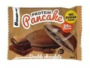 Панкейк Bombbar с начинкой Двойной шоколад, 40г