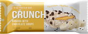 Батончик BootyBar Crunch Банан в шоколаде