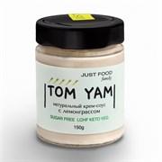"""Крем - соус """"Том-Ям"""" на кокосовом молоке, 150г"""