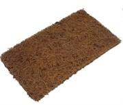 Кокосовый коврик для выращивания микрозелени 16*8см