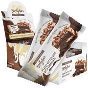 Батончик BootyBar Choco Арахисовый торт с шоколадом, 20 штук