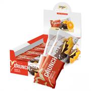 Батончик BootyBar Crunch Апельсин / Шоколад, 16 штук
