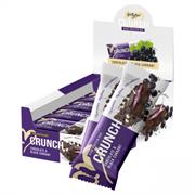Батончик BootyBar Crunch Шоколад / Черная смородина, 16 штук