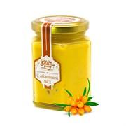 Крем-мёд с облепихой Bello Honey (200мл)