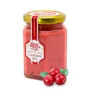 Крем-мёд с клюквой Bello Honey (200мл)