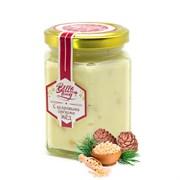 Крем-мёд с кедровыми орехами Bello Honey (200мл)