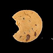 Протеиновое печенье Nuts Арахис-шоколад FitnesShock, 40 г